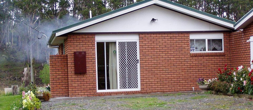 Family accommodation near Deloraine